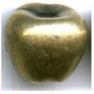 kunststofkralen 18mm oudgoud fruit