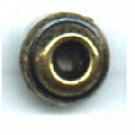kunststofringen 6mm oudgoud rond kleurnummer 832