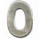 kunststofringen 4mm oudzilver ovaal