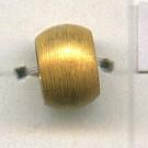 grootgatskralen 6mm goud ovaal