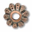 kapjes 9mm brons rond 1
