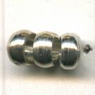 ringen 4mm zilver rond metaal