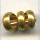 ringen 5mm goud rond metaal