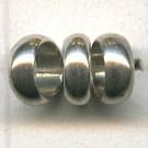 ringen 5mm zilver rond metaal