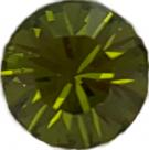 SWAROVSKI ROUND STONES 1088 7MM XIRIUS CHATON Olivine