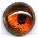 plakstenen 15mm bruin rond glas