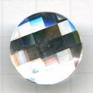 plakstenen 20mm kristal rond kristal