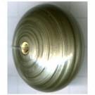schijven 31mm zilver rond kunststof