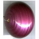 schijven 31mm roze rond kunststof