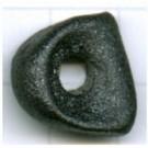 schijven 18mm grijs rond keramiek
