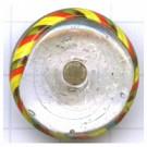 schijven 25mm doorzichtig rond glas