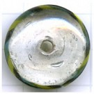 schijven 25mm doorzichtig rond glas kleurnummer 2