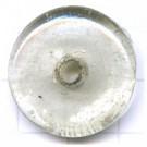 schijven 25mm doorzichtig rond glas kleurnummer 0004