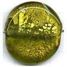 schijven 35mm groen rond glas