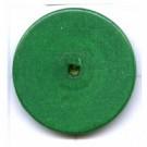 kralen 18mm groen rond schijf hout kleurnummer 6094