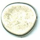 schijven 24mm oudzilver rond kunststof kleurnummer 833
