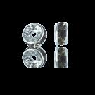 strassrondellen 4mm bruin rond kleurnummer 1023