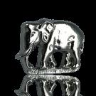 stud 16mm zilver olifant