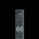 SWAROVSKI Growing Crystal 26mm Crystal Silver Night