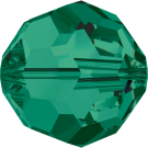 Swarovski Beads 5000 6MM Emerald