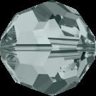 Swarovski Beads 5000 8MM Black Diamond