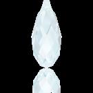 Swarovski Briolette Pendant 6010 13MM white opal