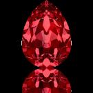 Swarovski fancy stones 10mm siam druppel