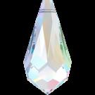 Swarovski Pendant 6000 15MM crystal ab 001