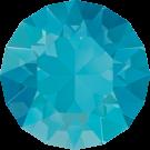 Swarovski Roundstones 1088 8MM CHATON Caribbean Blue Opal 394