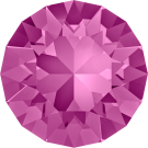Swarovski Roundstones 1088 8MM CHATON Fuchsia 502