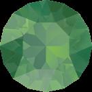 Swarovski Roundstones 1088 8MM CHATON Palace Green Opal 393