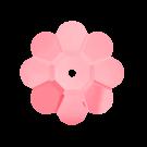 Swarovski Margarita Flower 3700 10MM Rose 209