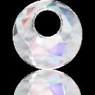 Swarovski Victory Pendant 18mm Crystal Aurore Boreale (AB)