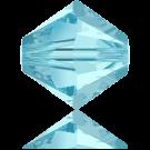 Swarovski XILION Beads 5328 konische kralen 3mm Aquamarine