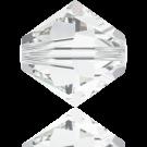 Swarovski XILION Beads 5328 konische kralen 3mm Crystal