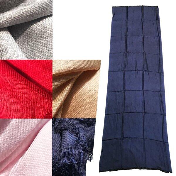 Sjaal voor dames en heren die koelt  in de zomer en verwarmd in de winter
