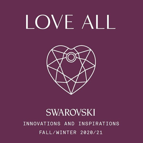 LOVE ALL Swarovski Collection FALL WINTER 2020/21
