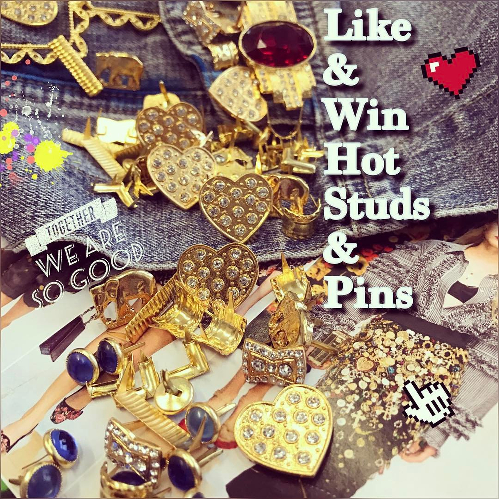 Win Fashion Pins