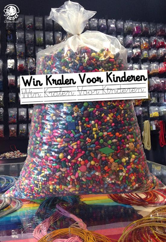 Win-Actie: Win Kralen Voor Kinderen