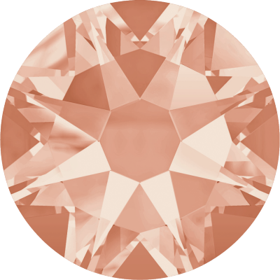 Swarovski Flat Backs Hotfix 2078 SS16 Light Peach 362