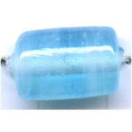 buisjes 15mm blauw cilinder glas