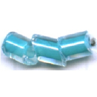 cremettes 35mm turquoise speciaal glas