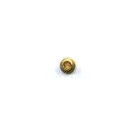 eindklemmen 4mm goud cilinder