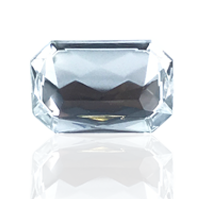 fancy stones 18mm kristal achthoek