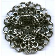 filigrain 35mm oudzilver bloem