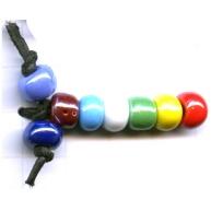 grootgatskralen 9mm mix rond kleurnummer 7