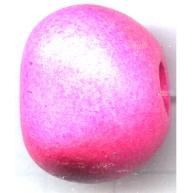 grootgatskralen 25mm roze rond