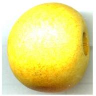 grootgatskralen 25mm geel rond
