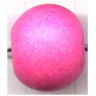 grootgatskralen 16mm roze rond kleurnummer 414