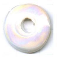 grootgatskralen 20mm wit rond schijf